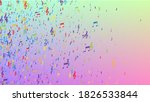 disco background. colorful... | Shutterstock .eps vector #1826533844