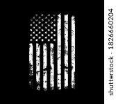 american flag  us flag design... | Shutterstock .eps vector #1826660204