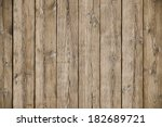 Aged Wooden Slats Background