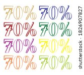 Seventy Percent Vector...