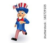 Illustration Of An Uncle Sam I...