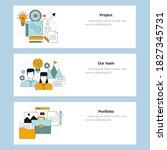 project  our team  portfolio....
