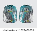 sport jersey abstract...   Shutterstock .eps vector #1827453851