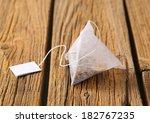 Jasmine Tea Bag With String