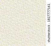 dash line pattern. golden... | Shutterstock .eps vector #1827777161
