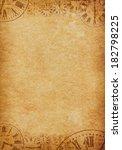 Vintage Grunge Parchment...