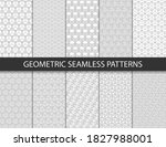 abstract geometric pattern....   Shutterstock .eps vector #1827988001