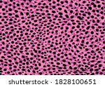 Cheetah Skin Pattern Design....