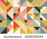 minimalist abstract vector... | Shutterstock .eps vector #1828190354