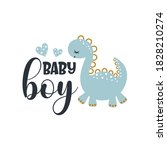 Baby Boy Positive Slogan...
