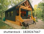 Vacation Rental Forest Lodge...