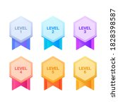trophy medals set design for...