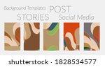social media booster background ...   Shutterstock .eps vector #1828534577