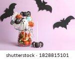 Delicious Halloween Themed Cake ...