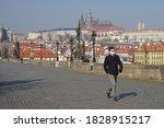 Prague  Czech Republic   March...