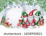 Christmas  Gnomes  Cartoons ...