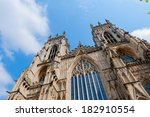 A View Of York Minster...