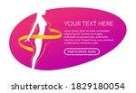 weight loss program banner... | Shutterstock .eps vector #1829180054