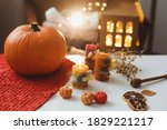 Cozy Autumn Composition....