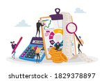organizing accounting ... | Shutterstock .eps vector #1829378897