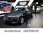 Geneva  March 6   A Cadillac...