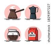 design of horizontal banner... | Shutterstock .eps vector #1829397227