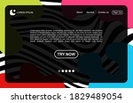 landing page template for...