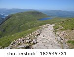 Path To The Summit Of Ben Nevi...