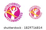 nutritionists recommended... | Shutterstock .eps vector #1829716814