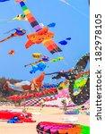 cha am beach   march 9  15th... | Shutterstock . vector #182978105