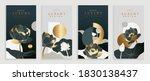 luxury cover design template.... | Shutterstock .eps vector #1830138437