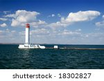 operating lighthouse. odessa.... | Shutterstock . vector #18302827