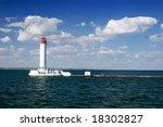 operating lighthouse. odessa.... | Shutterstock . vector #18302827