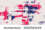 red and blue vector cross... | Shutterstock .eps vector #1830582644