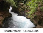River Hermon  Banias Nature...