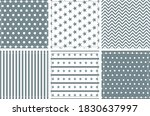 patchwork pattern with... | Shutterstock .eps vector #1830637997