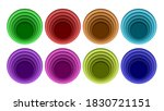 set abstract collection color... | Shutterstock .eps vector #1830721151