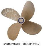 Quadruple Bronze Propeller...