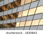 golden reflections. fragment of ... | Shutterstock . vector #1830863