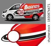 car design development for the... | Shutterstock .eps vector #1830876671