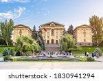 Small photo of Armenia, Yerevan, 21 September 2020 : National Assembly of the Republic of Armenia or Parliament of Armenia