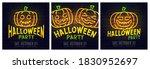 social media post template on... | Shutterstock .eps vector #1830952697