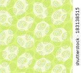 happy easter egg seamless... | Shutterstock .eps vector #183138515