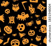 seamless vector pattern for... | Shutterstock .eps vector #1831548004