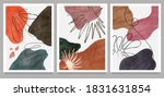 abstract creative minimalist... | Shutterstock .eps vector #1831631854