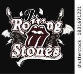 Design Rock Themed The Rolling...