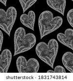 Valentine Vector Seamless...