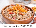 buckwheat porridge with...