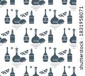 seamless pattern vector... | Shutterstock .eps vector #1831958071