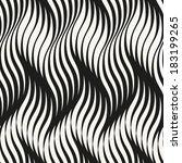 seamless ripple pattern.... | Shutterstock .eps vector #183199265